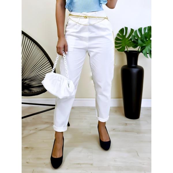 Calça Lia - Off white