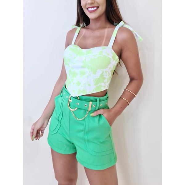 Short Graziela - Verde