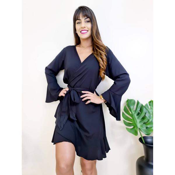 Vestido Envelope Catarina