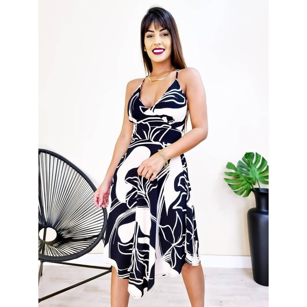 Vestido Eduarda - Estampa 3