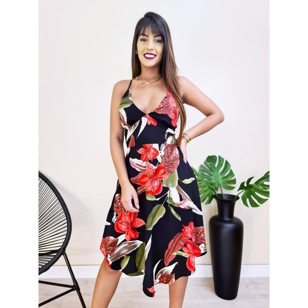 Vestido Eduarda - Estampa 1