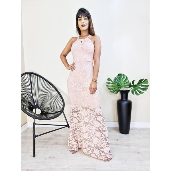 Vestido Hanna - Rosê