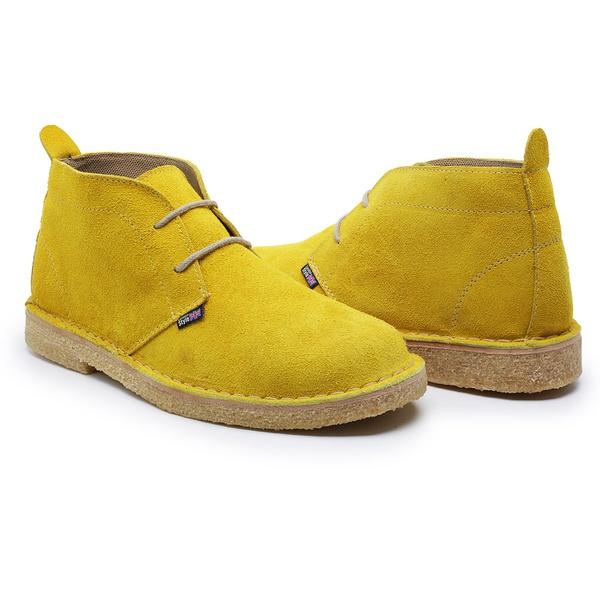 Bota Camping Amarelo