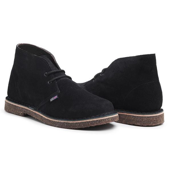 Bota Desert Color Black