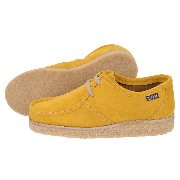 Sapato London Amarelo