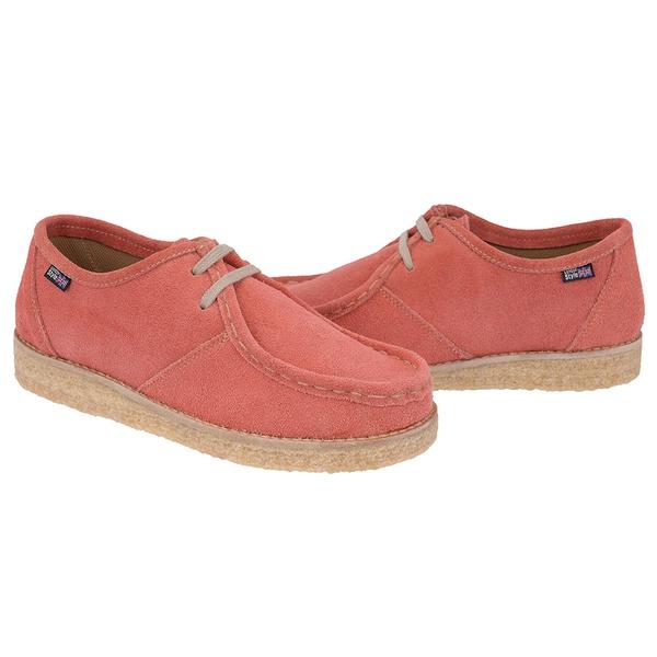Sapato London salmão