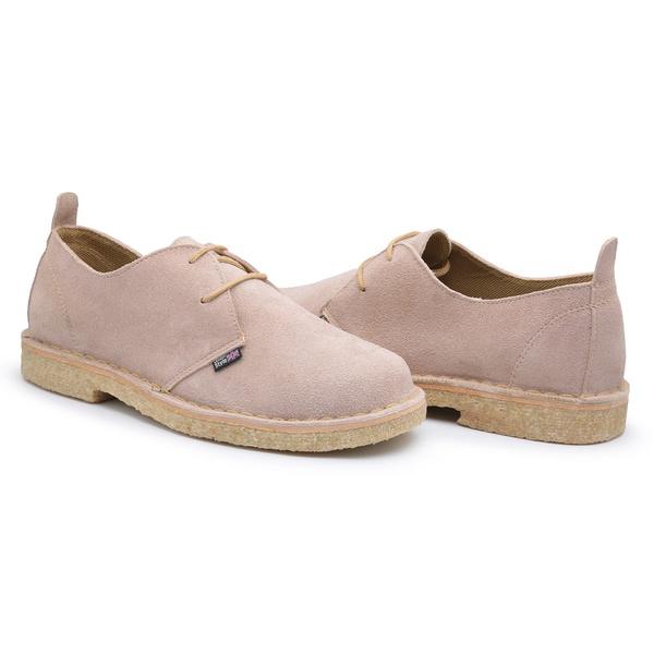 Sapato Safari Creme
