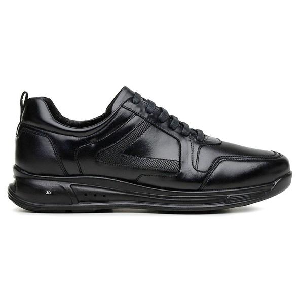 Sapato Jota Pe Preto 3D Air Evolution