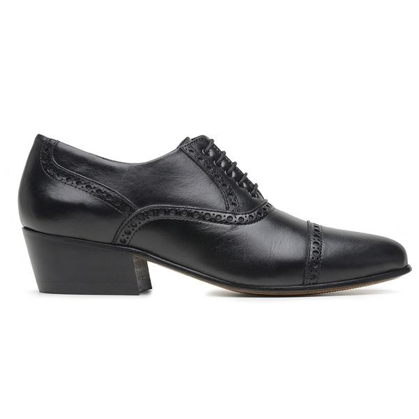 Sapato para dança de salão Masculino em Couro