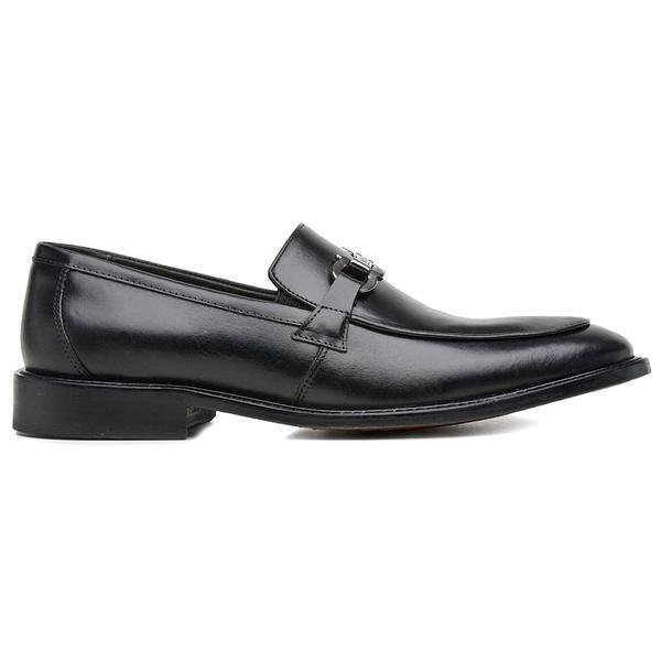 Sapato Social Couro Preto Premium Veg