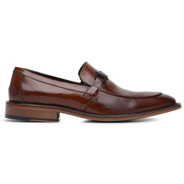 Sapato Social Couro Mouro Premium