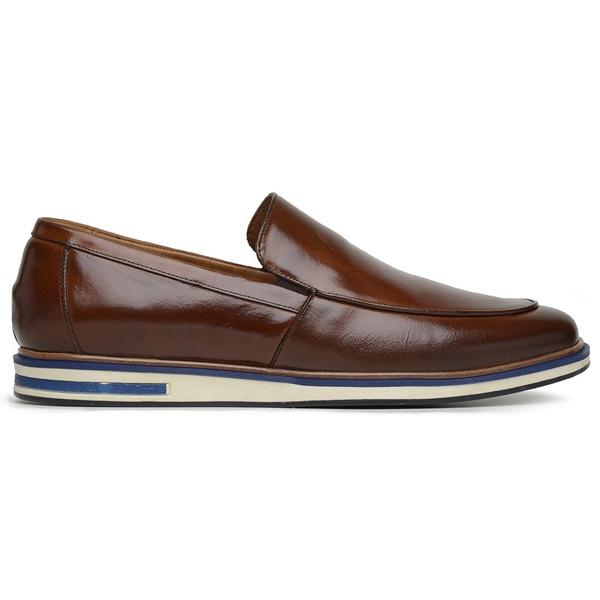 Sapato Casual Mouro Couro Wood