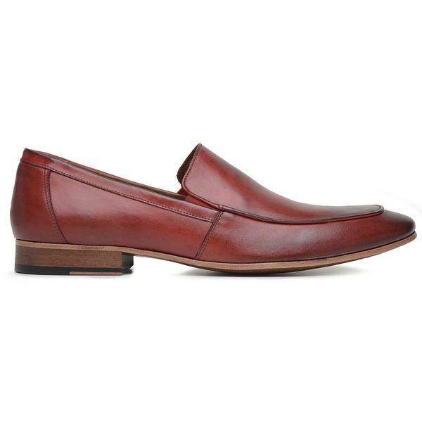 Sapato Social Couro Red