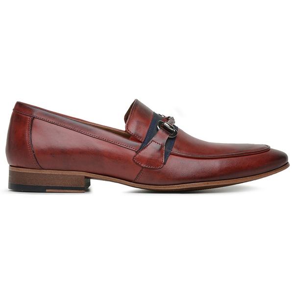 Sapato Social Couro Red Premium