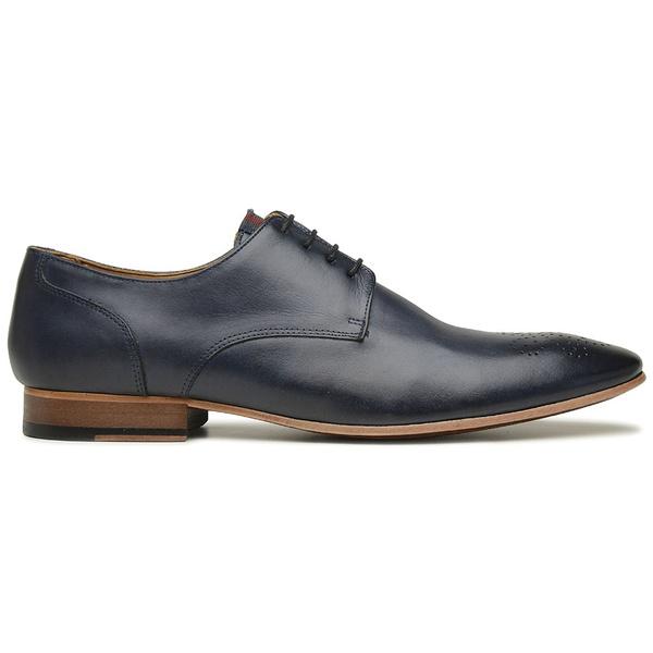 Sapato Social Azul Marinho Veg