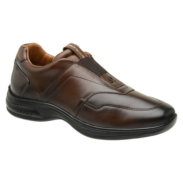 Sapato Jota Pe Marrom 4K Technology