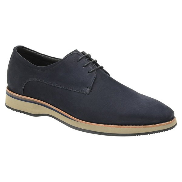 Sapato Casual Madok Nobuck Marinho