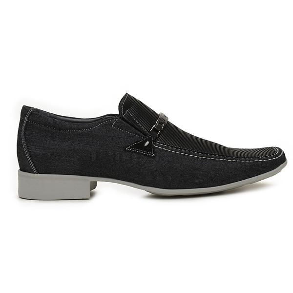 Sapato Casual Jota Pe Jeans Preto Air Diesel