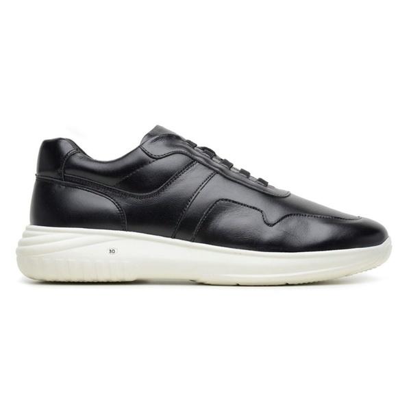 Sapato Jota Pe Preto 3D Air Evoque XS