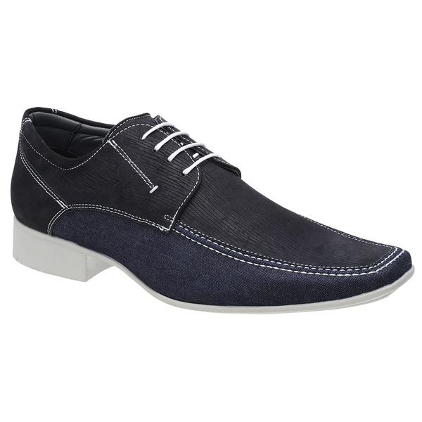Sapato Casual Jota Pe Jeans Marinho Air Diesel