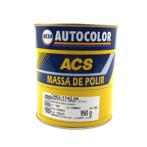 PASTA DE POLIR CORAL2 990G