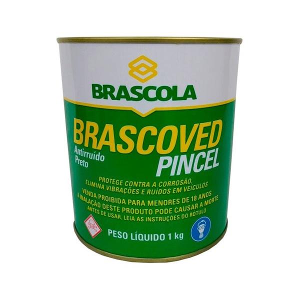 BRASCOVED PRETO 1KG
