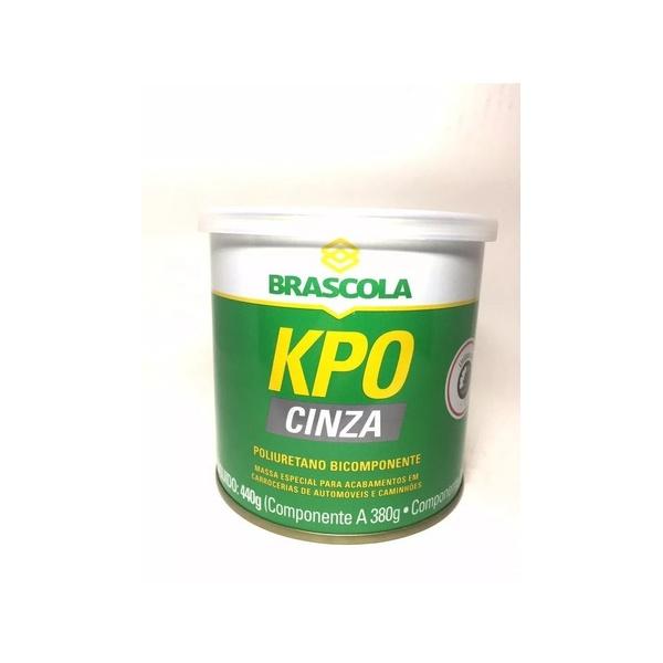 KPO CINZA 400GR