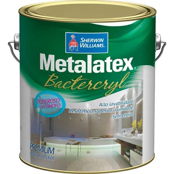 METALATEX TINTA ACRÍLICA ANTIMOFO BACTERCRYL 3,6L