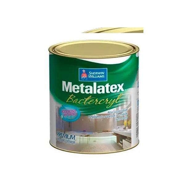 METALATEX TINTA ACRÍLICA ANTIMOFO BACTERCRYL 900ML