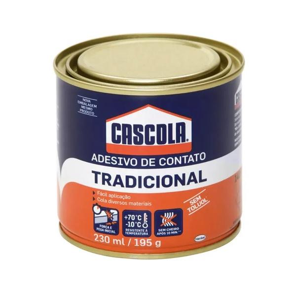 COLA CASCOLA 230ML