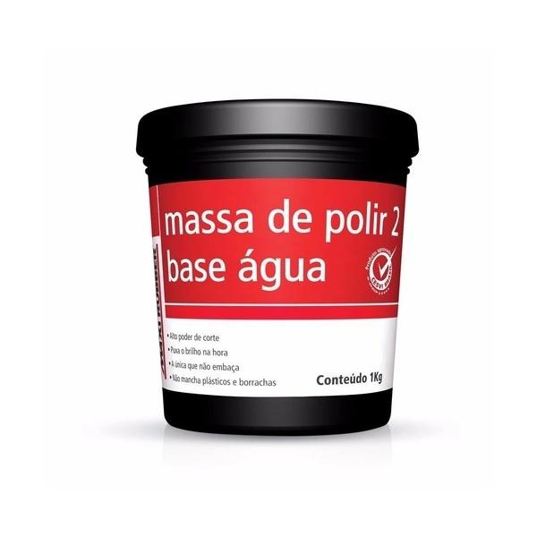 PASTA DE POLIR BASE D'ÁGUA 1KG