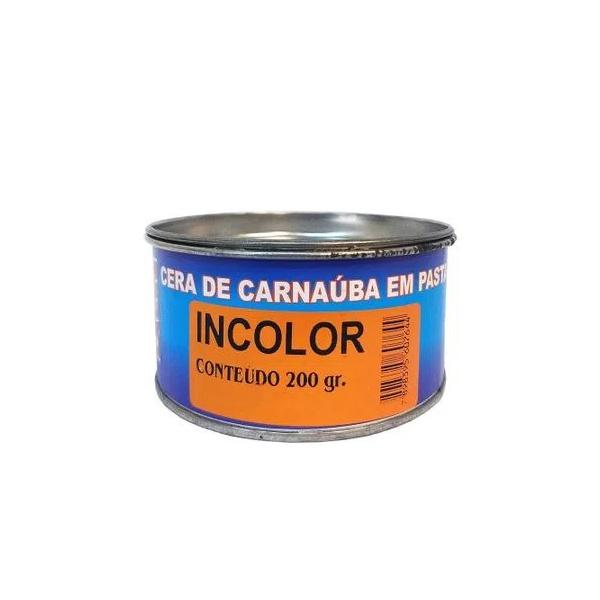 CERA DE CARNAÚBA MÓVEIS 250GR