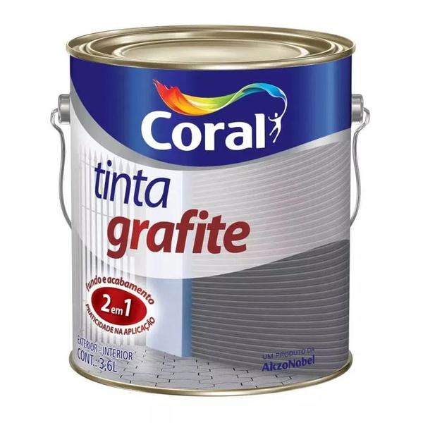 CORAL GRAFITE 3,6L