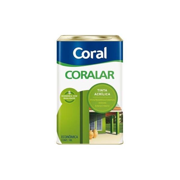 CORALAR ACRÍLICO 18L