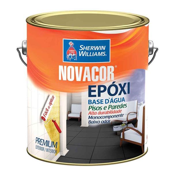 EPOXI NOVACOR BASE D'AGUA 3,6L