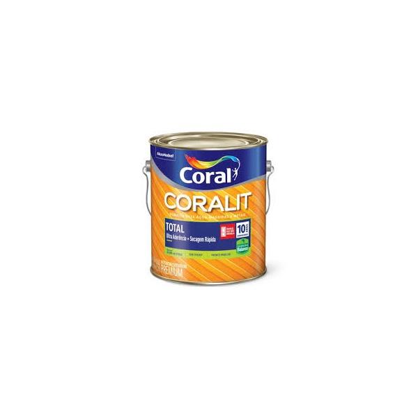 CORALIT TOTAL ALTO BRILHO 900ML
