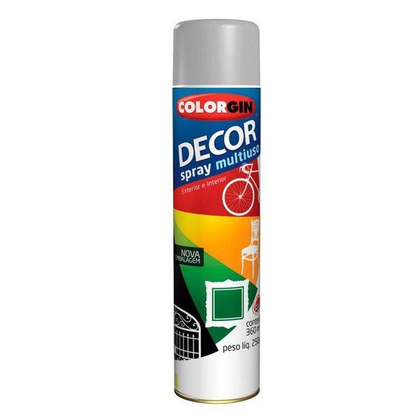 Tinta Spray Colorgin Primer - Cinza 400ml
