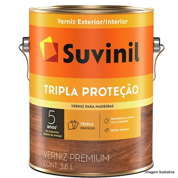 VERNIZ SUVINIL FILTRO SOLAR TRIPLA PROTEÇÃO BRILHO 3,6L