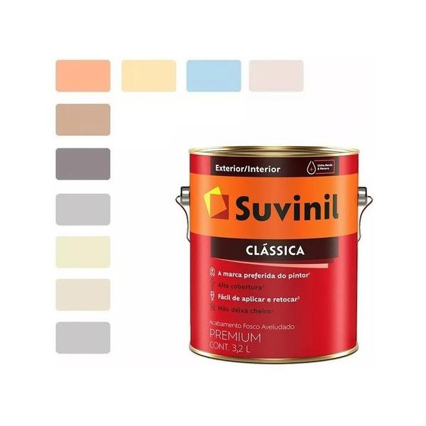 SUVINIL Tinta CLÁSSICA 3,6L