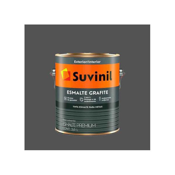 SUVINIL GRAFITE ESCURO 3,6L