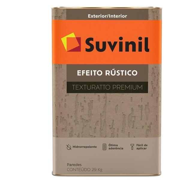 SUVINIL TEXTURA RÚSTICA 29KG