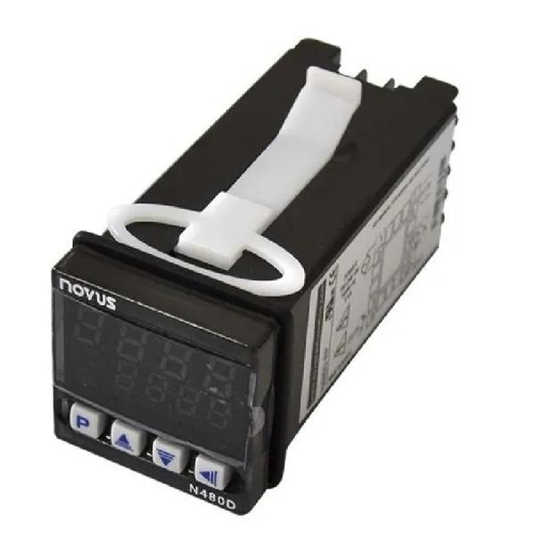 Controlador de Temperatura N480D RP USB 24V Novus