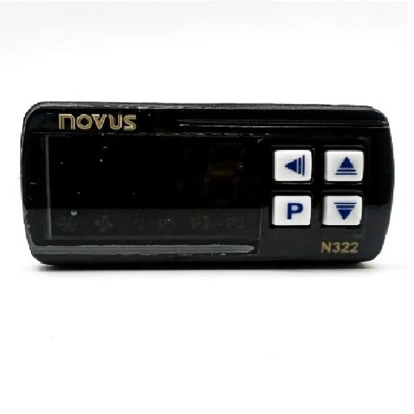 Controlador de Temperatura N322 NTC RS485 Novus