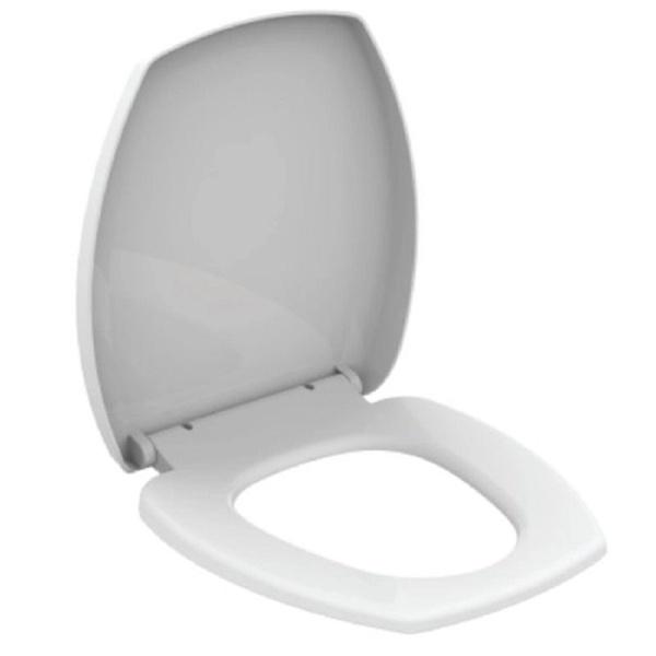 Assento sanitário Smart PP Thema Br Mod D Soft Cl Tigre