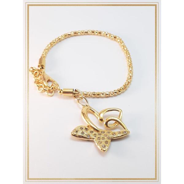 Pulseira Folheada Ouro 18k Estrela do Mar