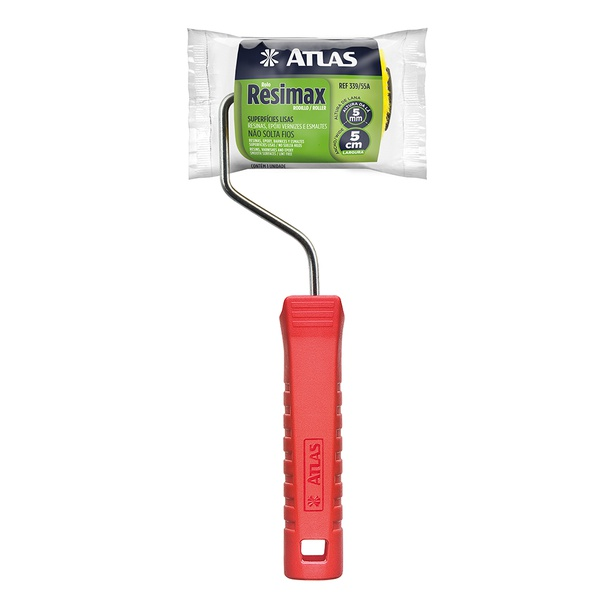Rolo de Lã Resimax 5cm - Atlas