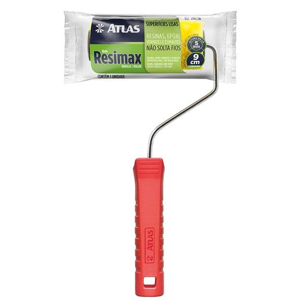 Rolo de Lã Resimax 9cm - Atlas