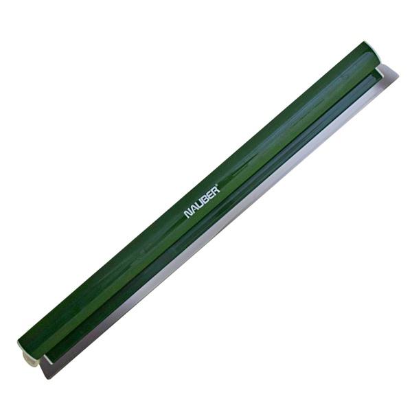 Desempenadeira Lâmina de Aço Inox 100cm - Nauber