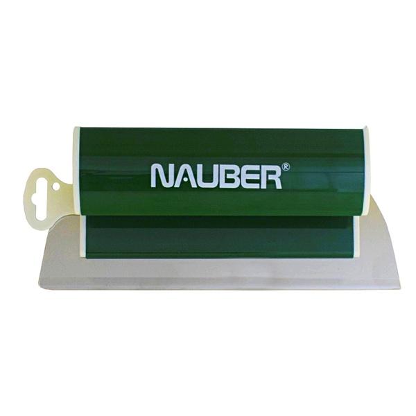 Desempenadeira Lâmina de Aço Inox 25cm - Nauber