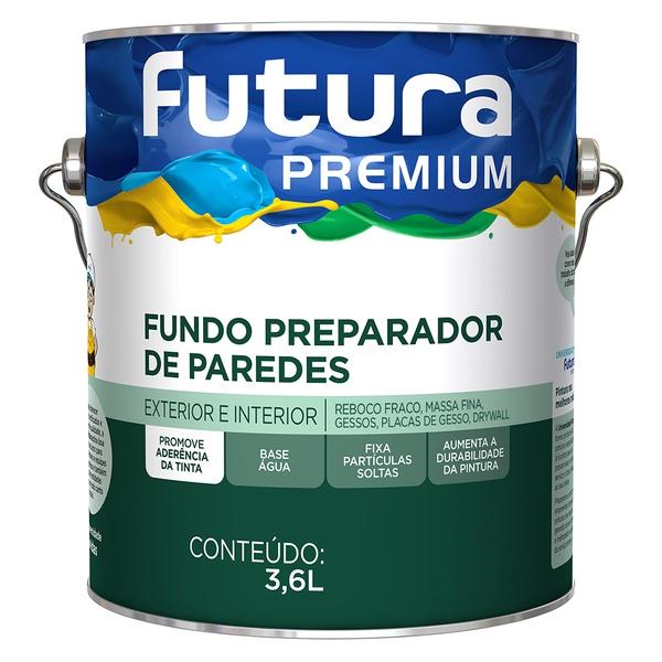 Fundo Preparador 3,6L - Futura